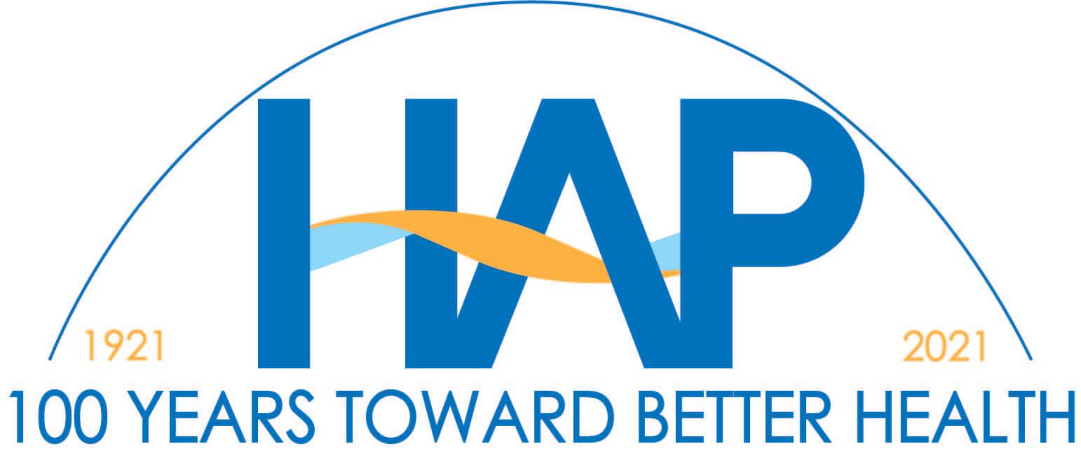 HAP Centennial 1921-2021