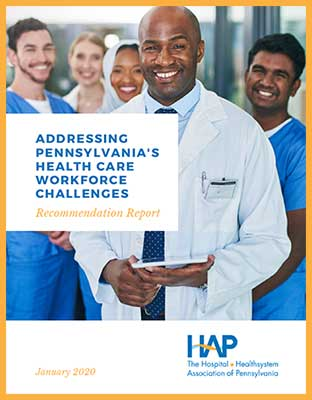 Addressing Pennsylvania's Health Care Workforce Challenges Recommendations Report